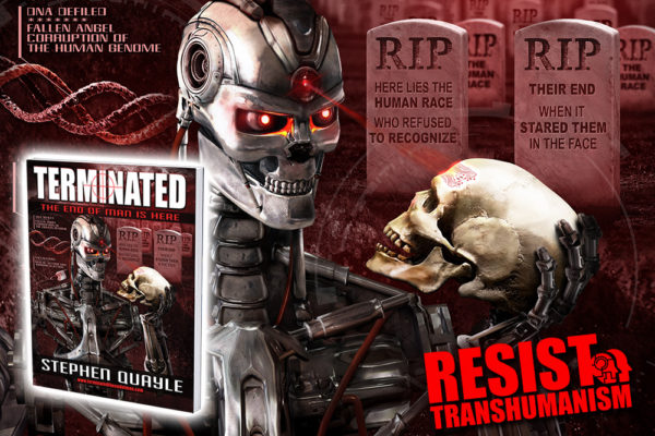TERMINATED by Stephen Quayle